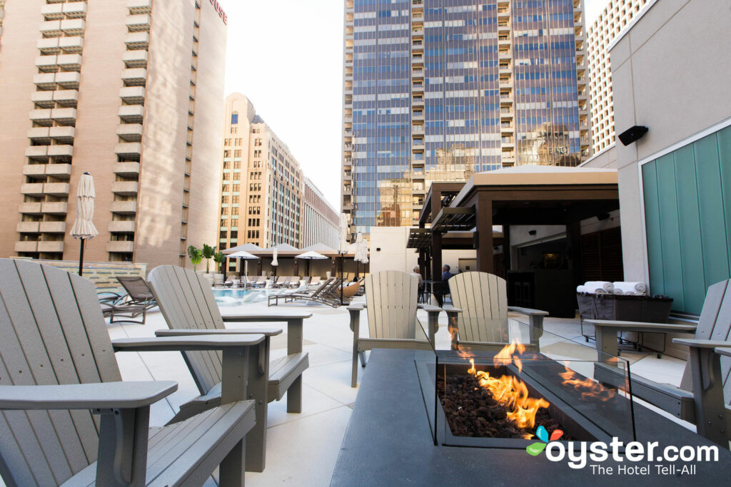 Rooftop of The Adolphus, Dallas/Oyster