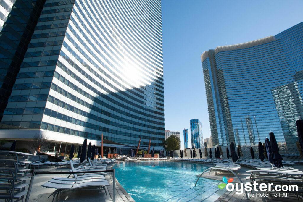 Vdara Hotel & Spa, Las Vegas / Oyster
