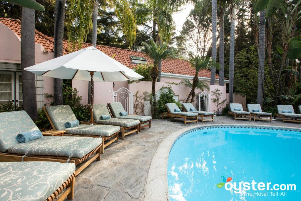 Pool at Hotel Bel-Air