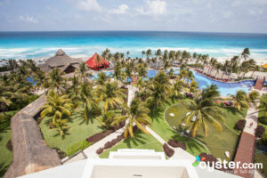 Grand Oasis Cancun/Oyster