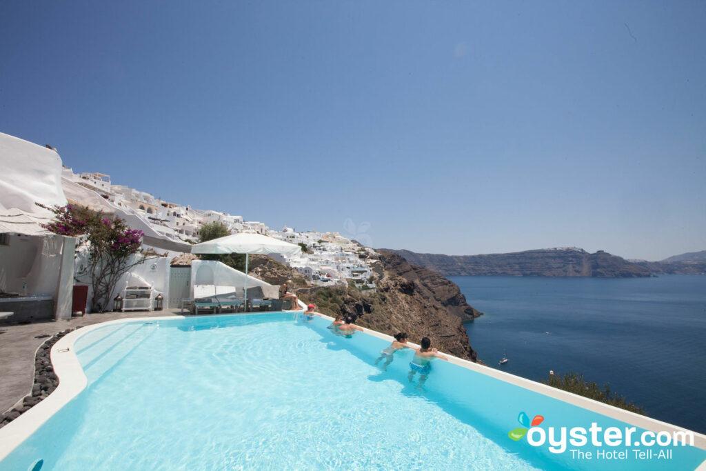 Andronis Luxury Suites en Oia, Santorini