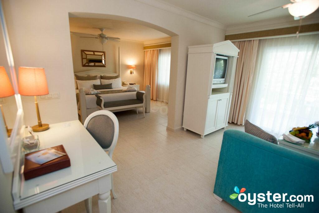 honeymoon suite at Dreams Punta Cana Resort & Spa