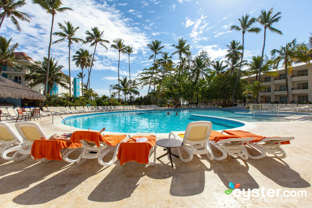 Relax Pool at Sunscape Dominican Beach Punta Cana/Oyster