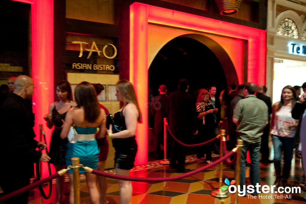 Tao im Venetian Las Vegas / Oyster