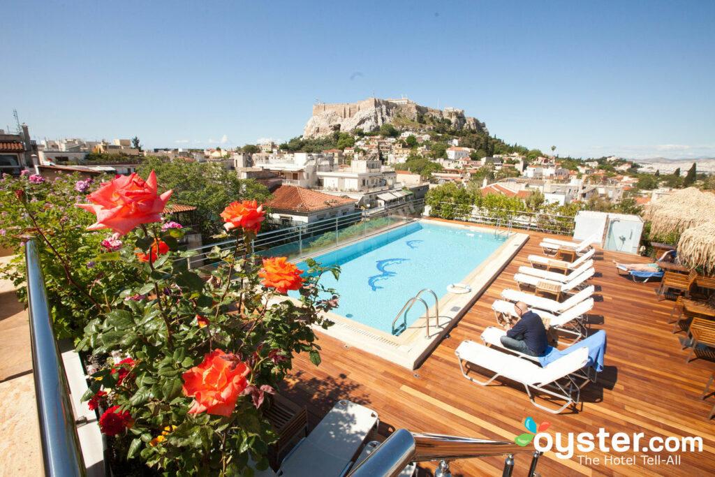 Electra Palace Hotel Atenas
