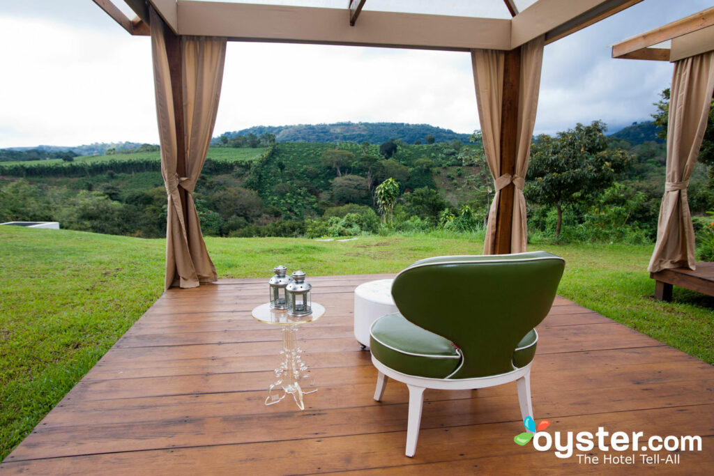Le spa de l' Asclepios Wellness & Healing Retreat, au Costa Rica