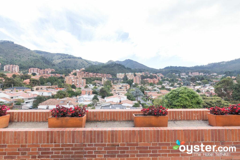La Suite avec Terrasse du NH Collection Bogota Hacienda Royal, Bogota / Oyster