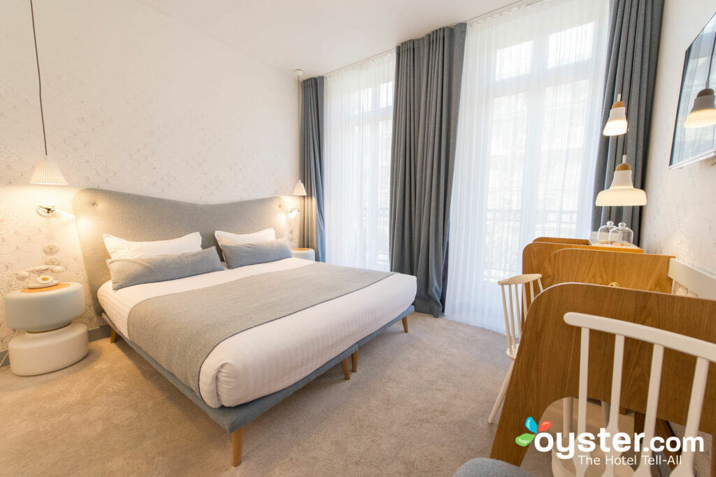 Superior Double Room at Le Lapin Blanc/Oyster