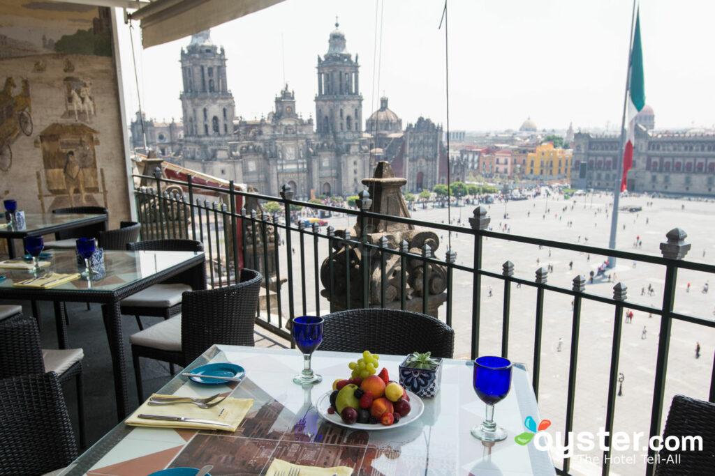Gran Hotel Ciudad de México, Ciudad de México / Oyster