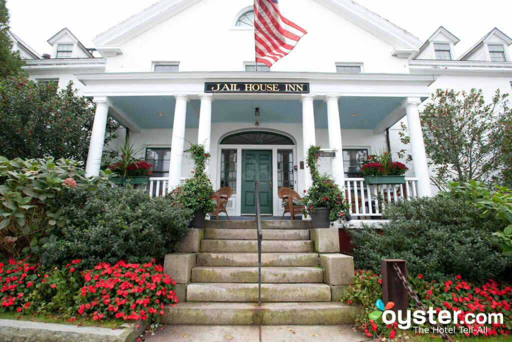 The Jail House Inn in Newport, Rhode Island