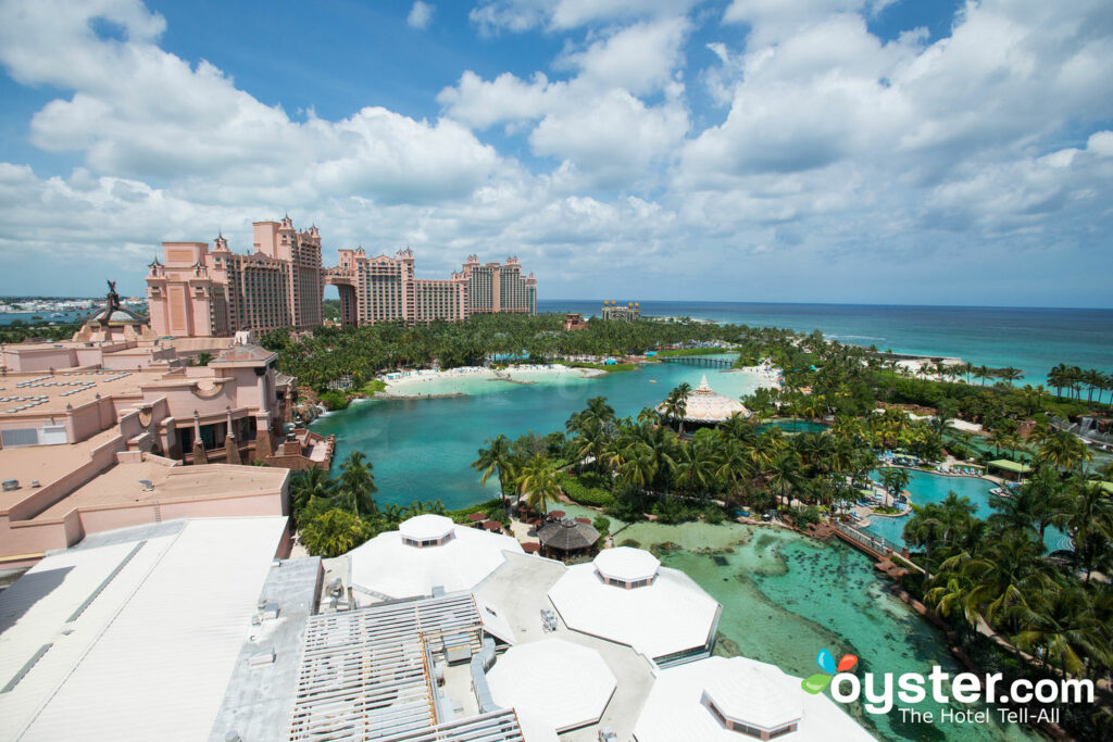 Paradise Island isn't just Atlantis.