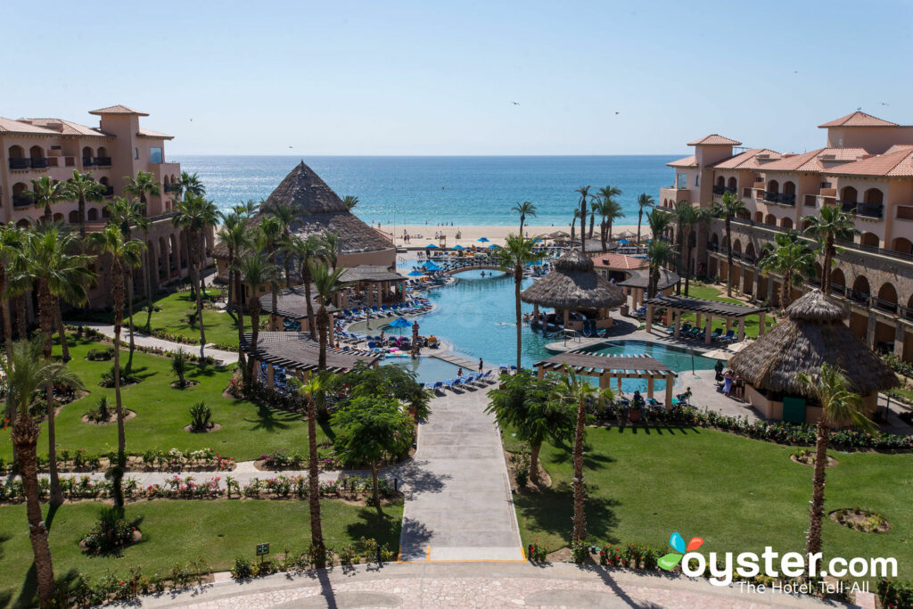Grounds at Royal Solaris Los Cabos All Inclusive Resort