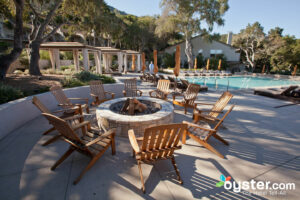 The Lodge Pool at the Carmel Valley Ranch