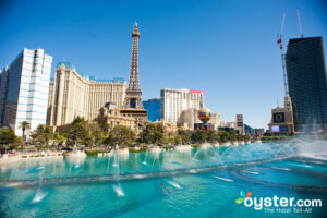The Strip, Las Vegas, Nevada/Oyster