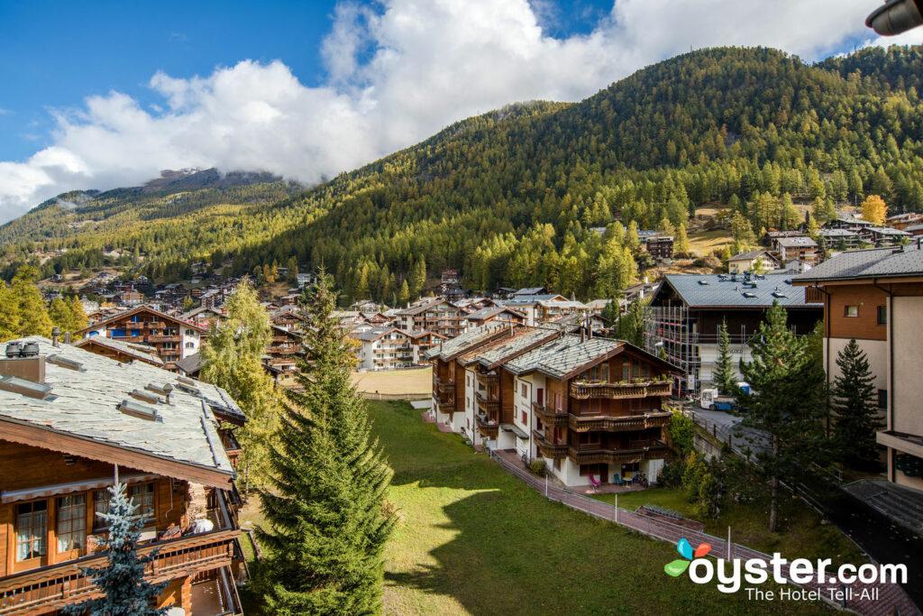 Hotel Firefly, Zermatt / Oyster