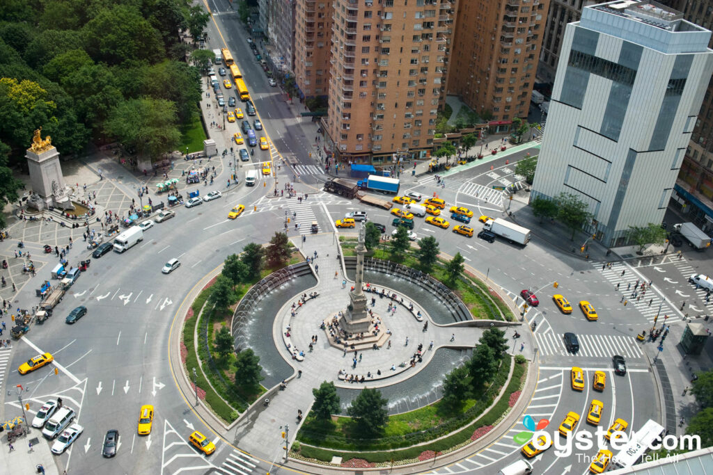 Columbus Circle, Manhattan / Oyster
