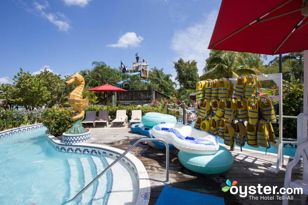 Watar park at Beaches Negril Resort & Spa