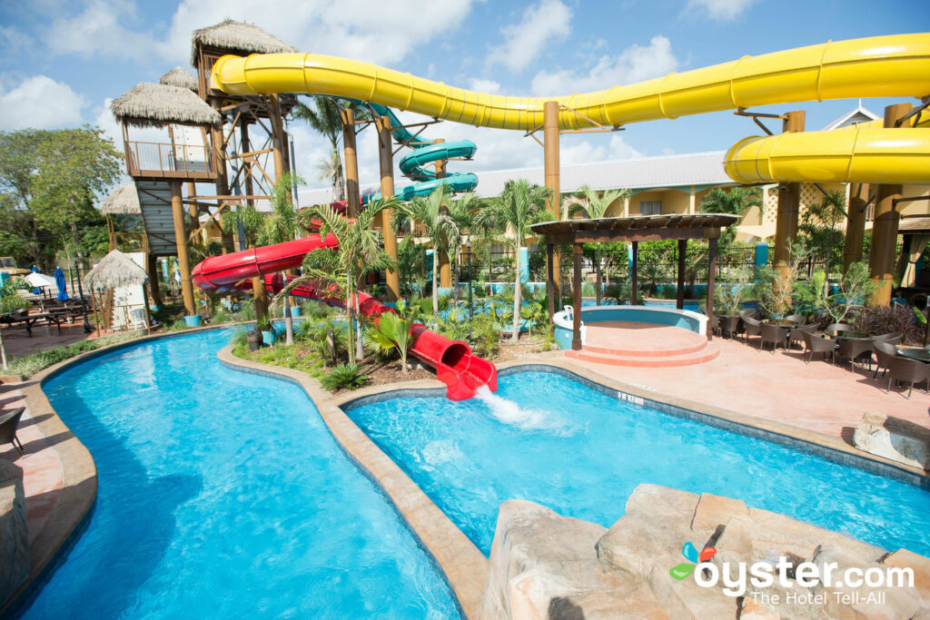 Parque acuático en Jewel Runaway Bay Beach & Golf Resort