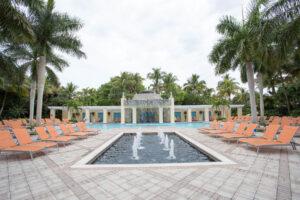 Gardens at the Hyatt Regency Coconut Point Resort & Spa