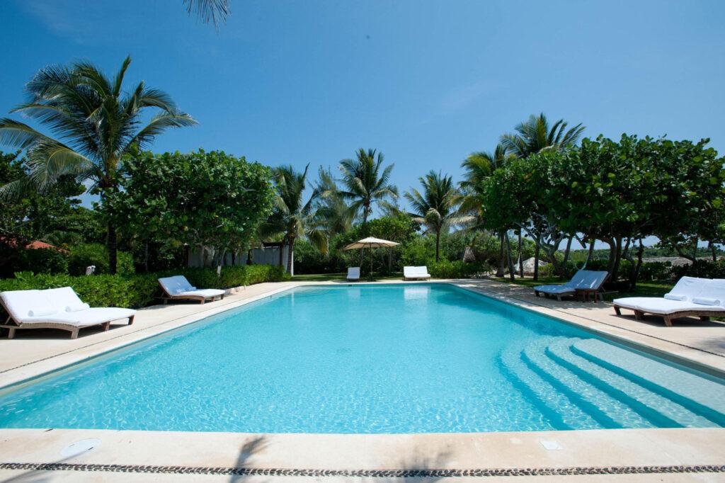 Pool at the Esencia