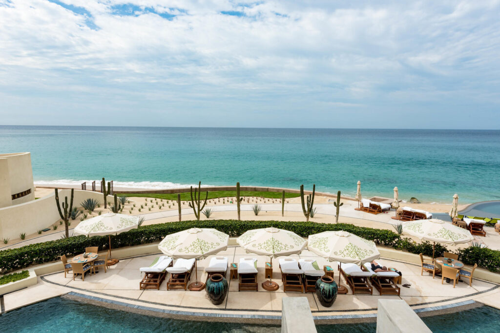 Grounds at The Resort at Pedregal