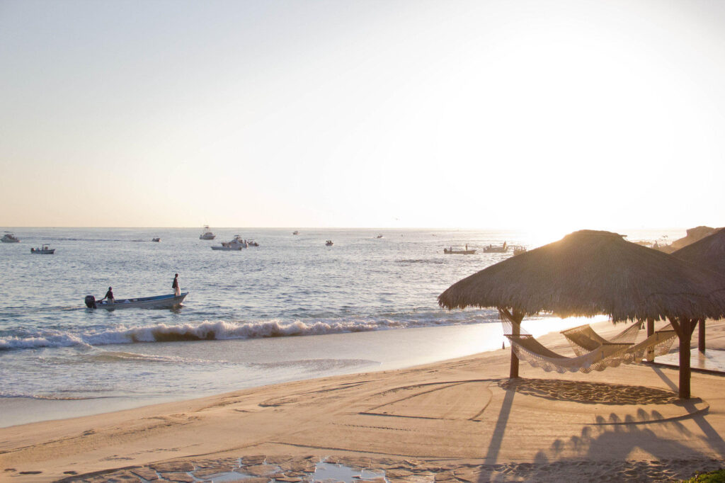 Beach at the One & Only Palmilla Resort, The Corridor, Los Cabos