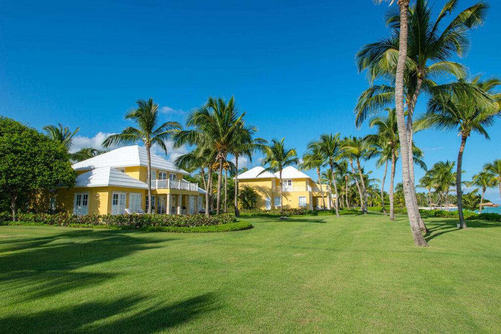 Grounds at the Tortuga Bay Hotel Puntacana Resort & Club