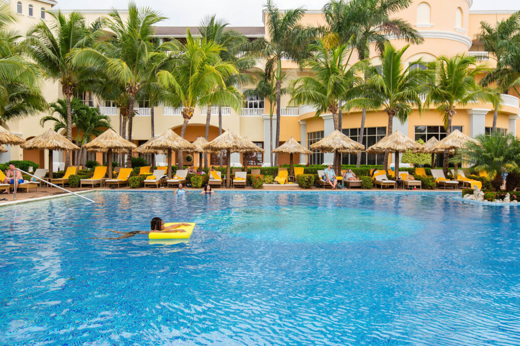The Pool at the Iberostar Grand Hotel Rose Hall