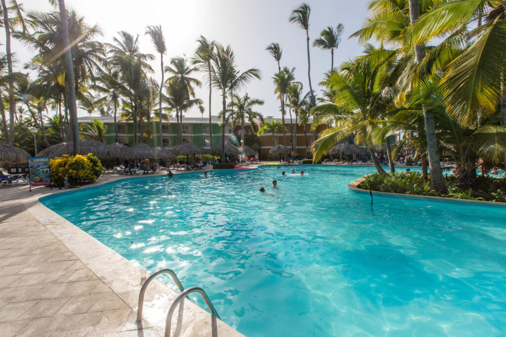 The Pool at the Grand Palladium Punta Cana Resort & Spa