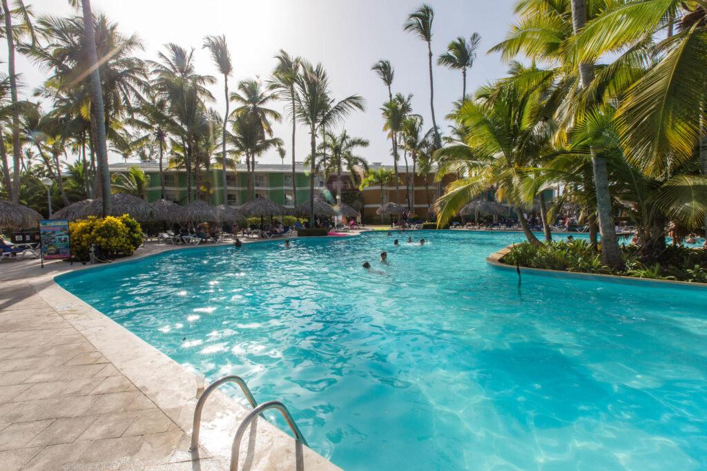 The Pool at the Grand Palladium Punta Cana Resort & Spa