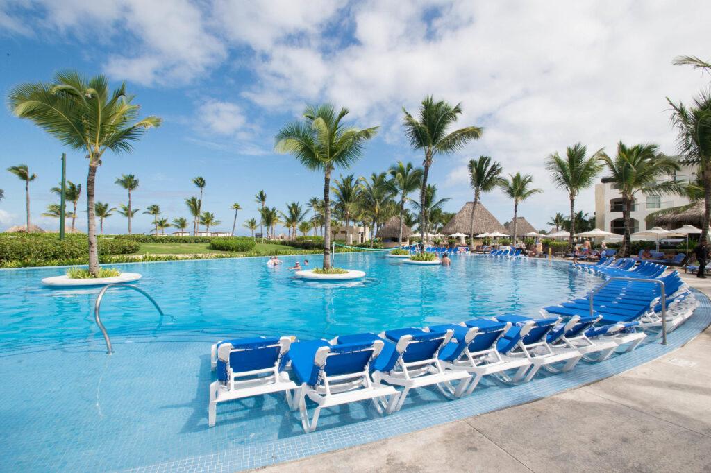 The Sun Pool at the Hard Rock Hotel & Casino Punta Cana