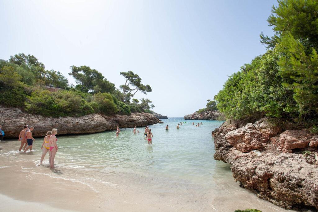 Beach at the AluaSoul Mallorca Resort