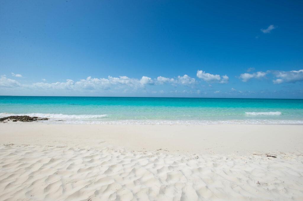 Beach at the Pigeon Cay Beach Club