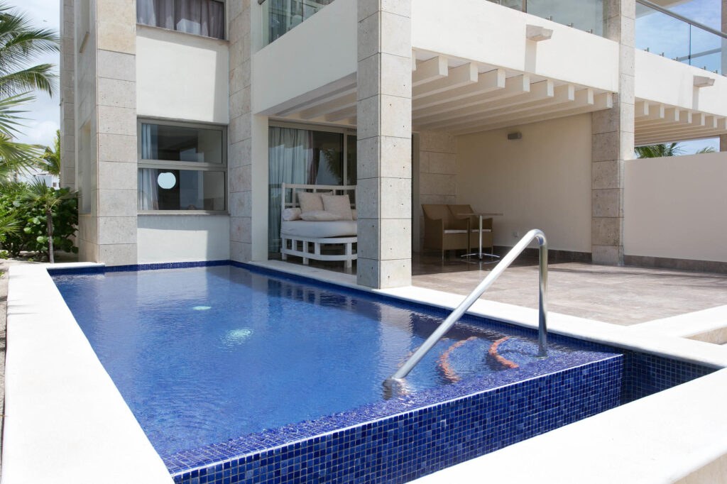The Casita Suite with Private Pool at The Beloved Hotel