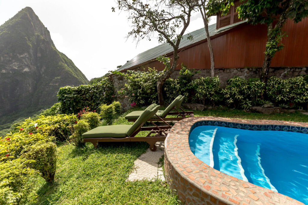 The Heritage Suite at the Ladera Resort