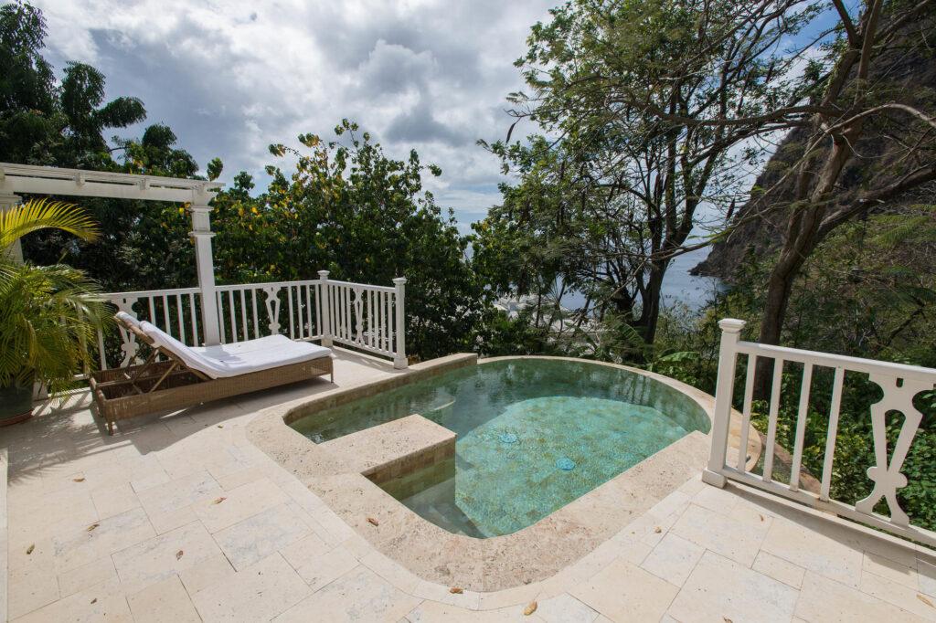 The Luxury Villa at the Sugar Beach, A Viceroy Resort