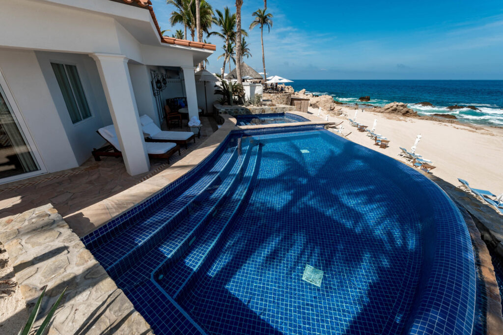 Ocean Front One Bedroom Pool Casita Suite