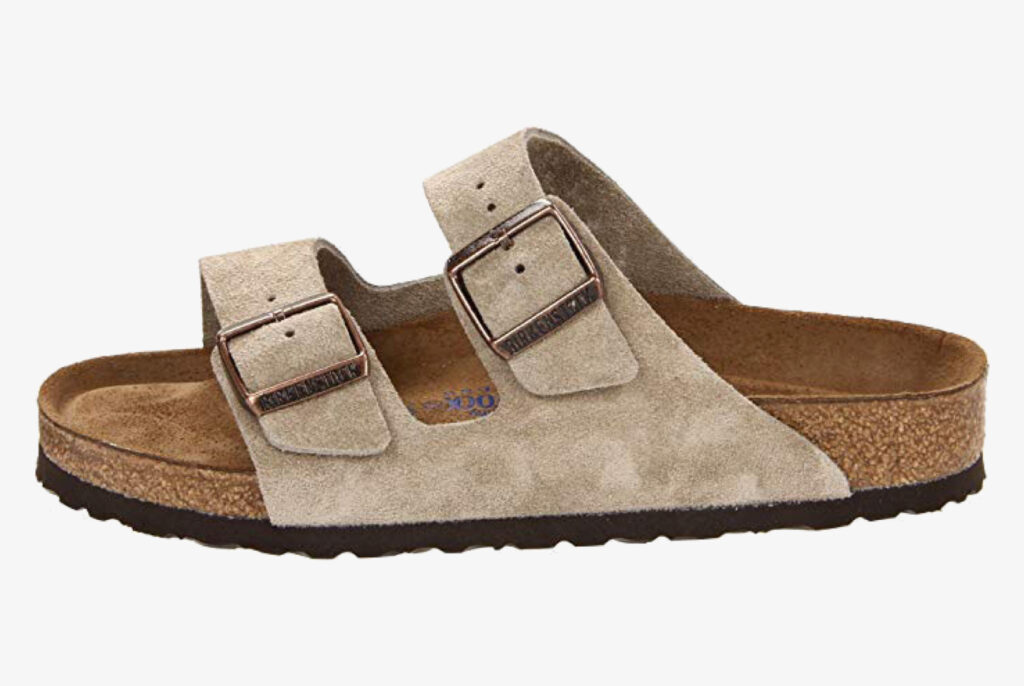 Birkenstock Arizona Softbed Suede