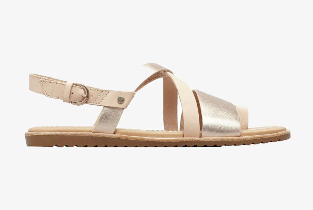 Sorel Ella Criss-Cross Sandal