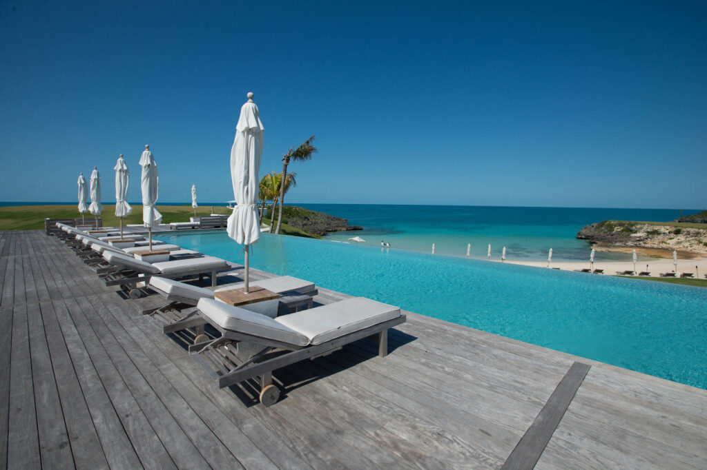 The Pool at The Cove Eleuthera