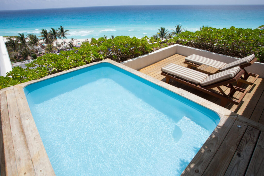 The Suite at the Now Emerald Cancun