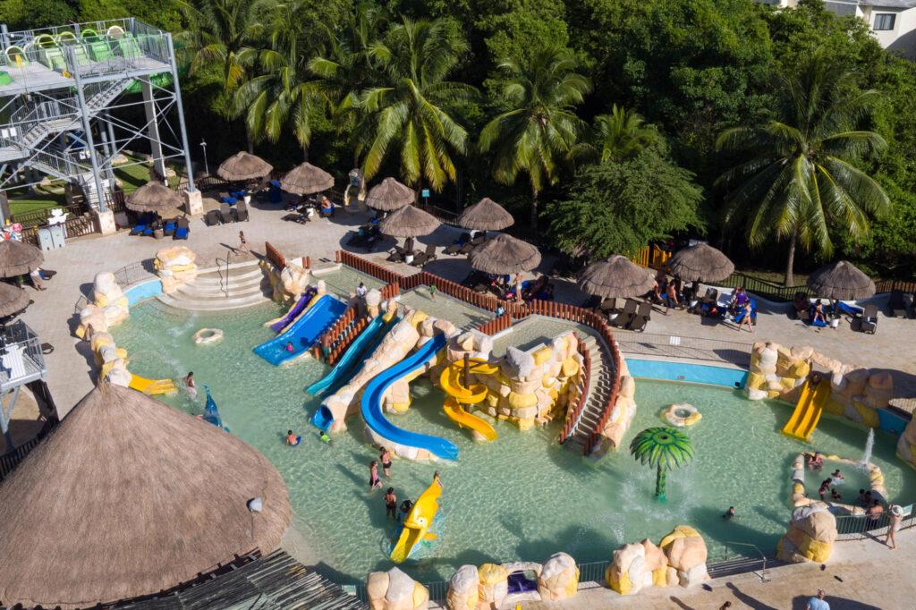 Aerial Photography at the Sandos Caracol Eco Resort & Spa