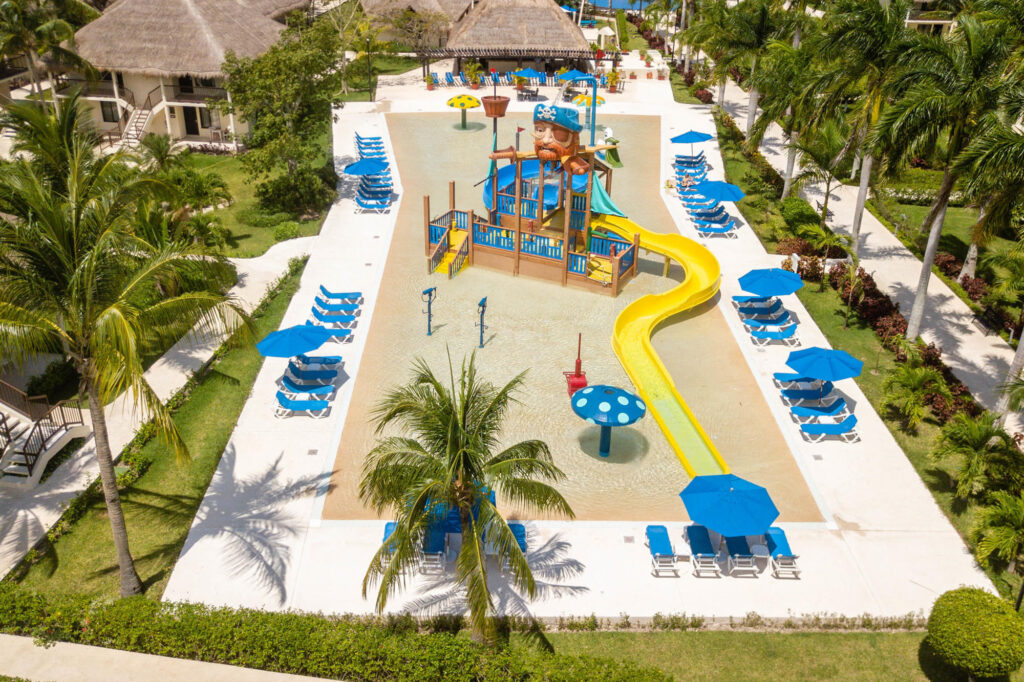 Aerial Photography at the Allegro Cozumel