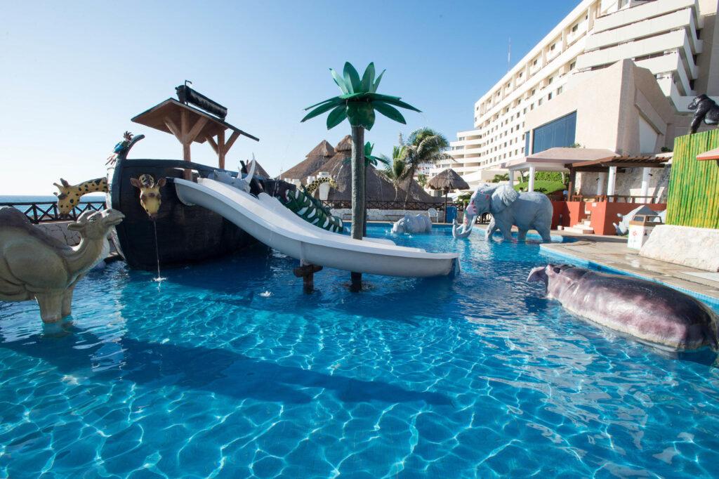 Kids Club at the Royal Solaris Cancun