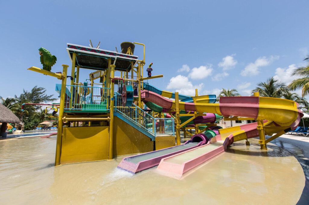 Waterpark at the All Ritmo Cancun Resort & Waterpark