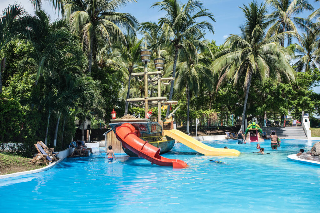 Waterpark at the Gran Festivall All Inclusive Resort
