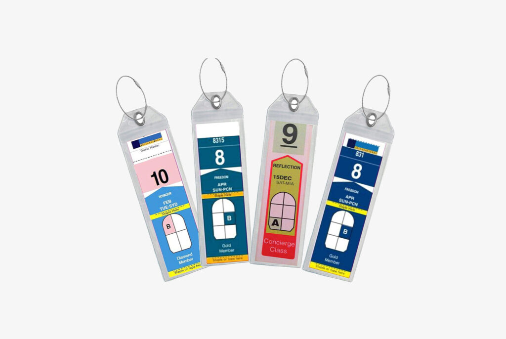 Highwind luggage tags