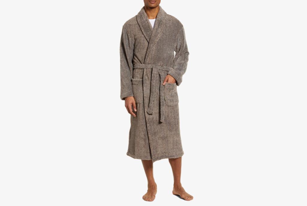 Majestic International Plush Robe