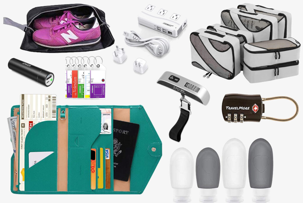 Best selling travel accessories on amazon