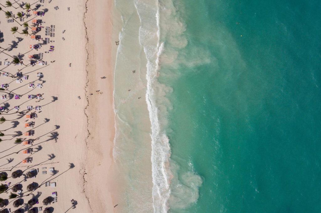 Aerial Photography of Paradisus Punta Cana Resort